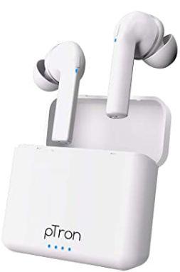 pTron Bassbuds Vista in-Ear True Wireless